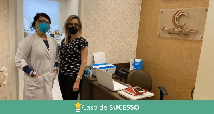 Case de sucesso - Conclínica - Dra Claudia